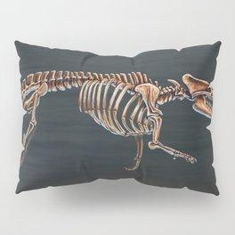 Maiacetus inuus Skeletal Study Pillow Sham
