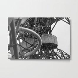arcelor mittal orbit, london #2 Metal Print