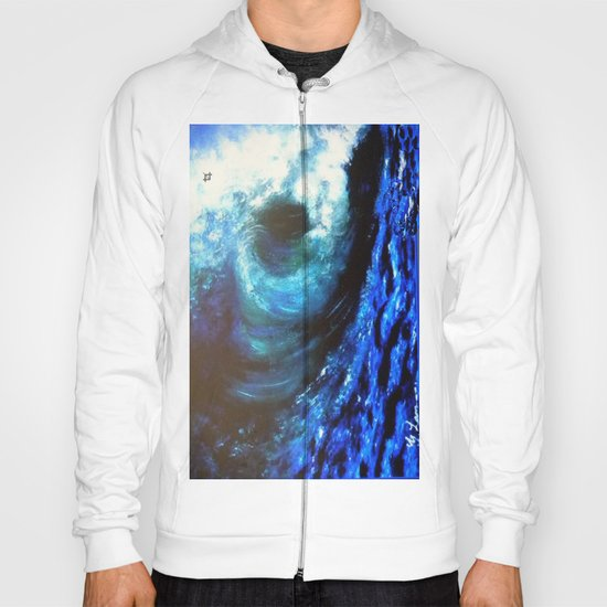 Mesmerizing Waves Hoody
