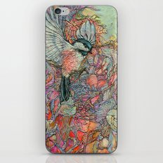 Remembering Delight iPhone & iPod Skin