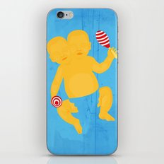twins iPhone & iPod Skin