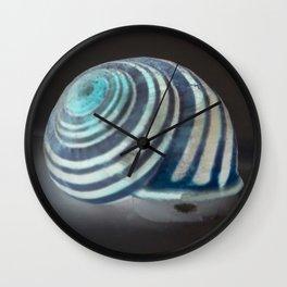 Glowing Snail Wall Clock