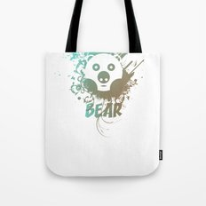 Bear | Zoo serie Tote Bag