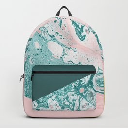 Marble Colors Backpack