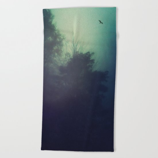 The Nothing Beach Towel
