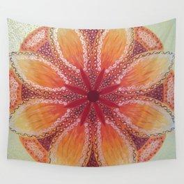 Ancestral Alchemy Mandala Wall Tapestry