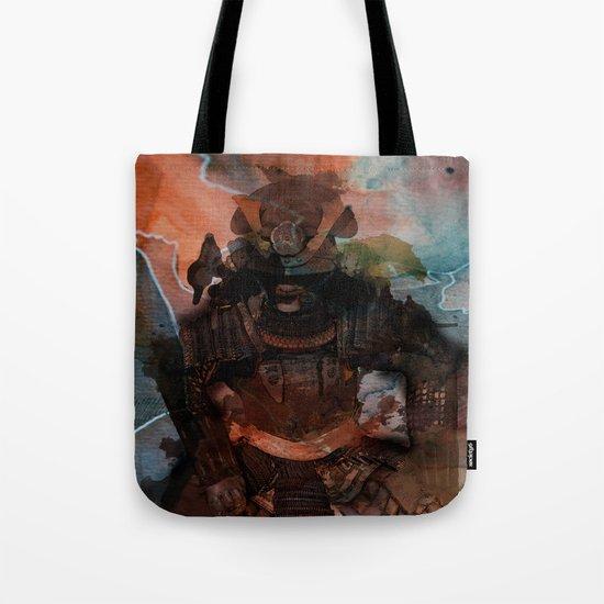 Samurai's Despair Tote Bag