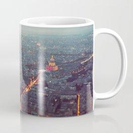 Blue Hour in Paris. Coffee Mug