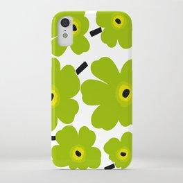 Finnish Flower iPhone Case