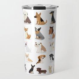 Dog Overload - Cute Dog Series Travel Mug