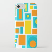 archer iPhone & iPod Cases featuring Archer by Crash Pad Designs