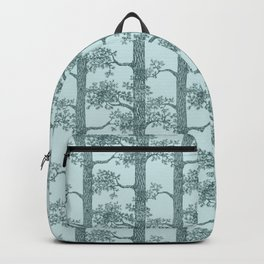 Pine Forest (Mint and Pine) Backpack