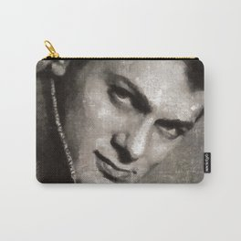 Tony Curtis by MB Carry-All Pouch