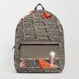 SquaRed: New Order Same Rules Backpack
