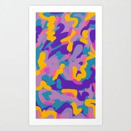Chasing Highs Art Print
