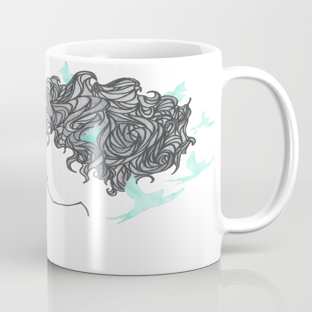Pure Imagination Coffee Cup by Jimmychristian MUG8742088