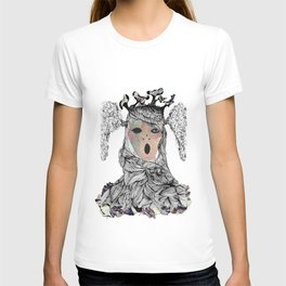 TITA THE GUARDIAN OF PSILOCYBIN T-shirt