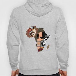 African Unification Hoody