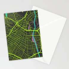2nd Biggest Cities Are Cities Too - Los Angeles Stationery Cards