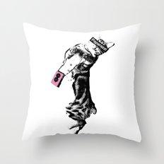 paparazzi Throw Pillow