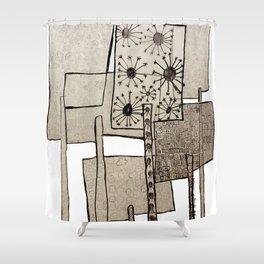 La Foret dreams Shower Curtain
