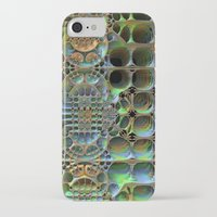honeycomb iPhone & iPod Cases featuring Honeycomb by Lyle Hatch