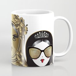 Fabulous Russian Dolls Coffee Mug