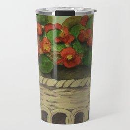 Begonias wc161104a Travel Mug