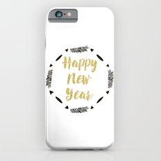 Happy New Year Slim Case iPhone 6