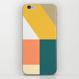 Abstract Geometric 18 iPhone Skin