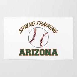 Baseball Spring Training 2018 Arizona Rug