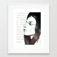 artpop Framed Art Prints featuring ARTPOP by Dafni