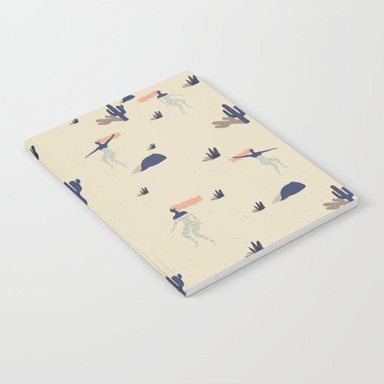 Dezert swim Notebook