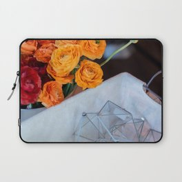flower photography by Fabio Issao Laptop Sleeve