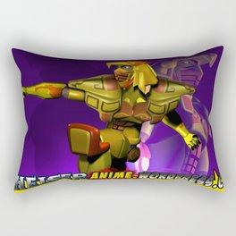 Aguila dorada 2 Rectangular Pillow