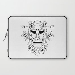 Mamuthone & Sakura Laptop Sleeve