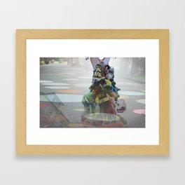 An Individualistic Idea Framed Art Print
