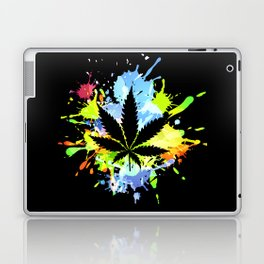 marijuana  canabis Laptop & iPad Skin
