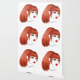Cassia - Redhead Beauty Wallpaper
