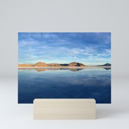 Salt Flats Mini Art Print