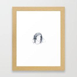 Cranial beats Framed Art Print