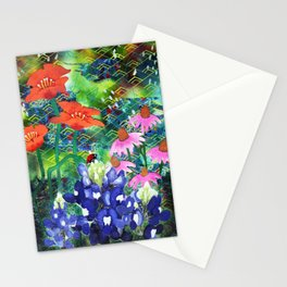 Wild Flowers Stationery Cards