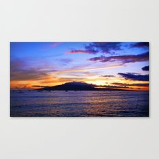 Maui Summer Canvas Print