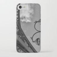eiffel iPhone & iPod Cases featuring Eiffel by Sébastien BOUVIER