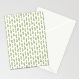 Beer Pattern | Oktoberfest Hops Malt Brewery Stationery Cards