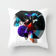 Cranial Insight Throw Pillow