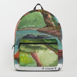 Forest Story : Part 3/4: I can't go back Backpack