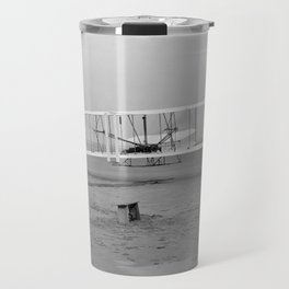 Wright Brothers First Flight Travel Mug