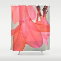 dress Shower Curtains featuring Summer Dress by RichCaspian