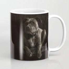 Dog Pit Bull Terrie  Coffee Mug